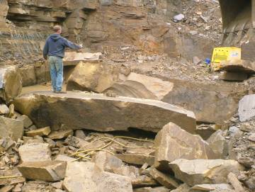 yorkstone quarry ashlar blocks