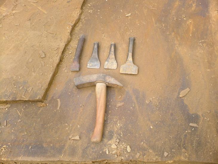 Yorkstone Delvers Tools