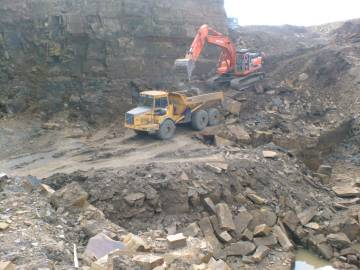 yorkstone quarrying