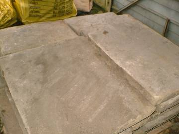 yorkstone reclaimed paving