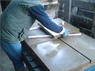 yorkstone sawn paving