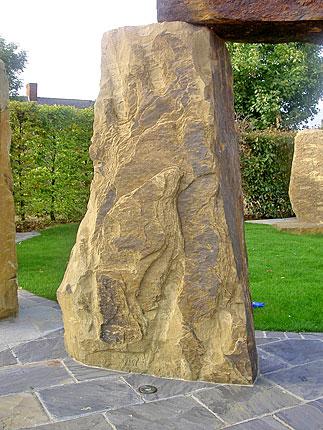 Garden monolith