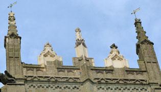 Stone restoration projects